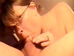 mom deepthroat daddy by breton