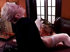 aged women and younger honeys vol5 - scene 4