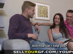 sell your gf - fucking job of her sex fantasies