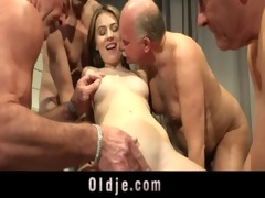 5 old fellows gang gangbang wicked juvenile