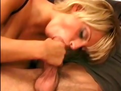 shorthaired blonde cougar with biggest pointer