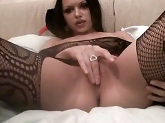 devils daughter halloween webcam show