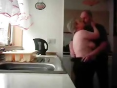 hidden cam. mum and daddy home alones having
