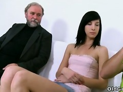 alisa acquires to learn how top engulf cock