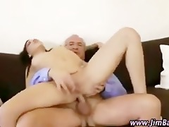 mature lad fucking younger gal