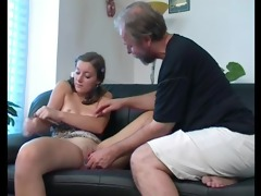 young gal copulates aged lad - julia reaves