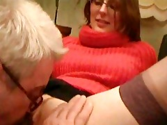 old guy having sex with his young nurse