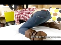 08 yr old cute non-professional girl makes movie