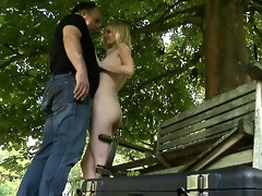 pale slim legal age teenager entice old chap for