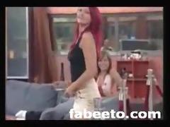 10484 german large brother striptease live on tv