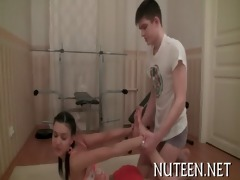 excellent lustful legal age teenager