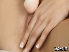 sexy masturbation outdoors