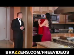 gold digger eva karera seduces a younger chap for