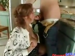 son and daddy unload on stepmom - .com