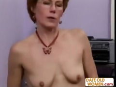 worthy mature woman and younger student