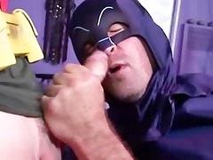 batman returns to fuck robin avid