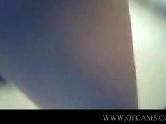 the hottest gal caught on web camera titfu