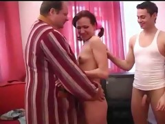 anna, nicolay and their chunky father s63