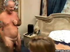clair james, golden-haired hottie dares to fuck