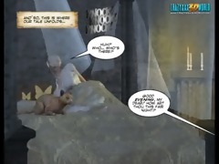 3d comic: tryst. part 6 of 9