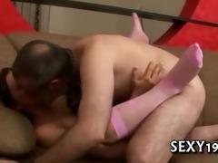 sex lesson with concupiscent teacher