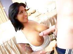 breasty sexy mommy bonks daughters boyfriend