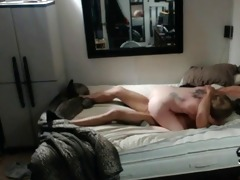 unfaithful wife cheats and fuck a younger chap