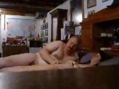 see dad masturbating my mamma