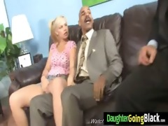 youthful daughter with worthwhile ass fucked by a