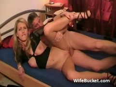 horny boy with younger wife