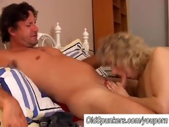 hawt cougar t live without to fuck a younger boy