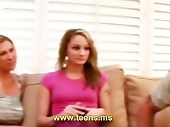 glamorous younger girl erotic seduction