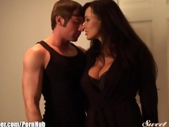 lisa ann bonks juvenile muscled guy