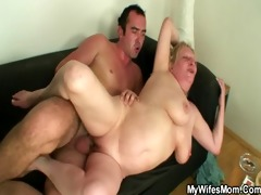she is finds him fucking her mama
