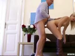juvenile playgirl spoils old mans weenie