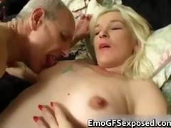 old papy fucking youthful tattooed wife part2