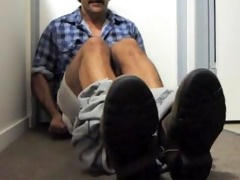 dad felt so nice after he is cum his massive load