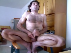 squatting cumming