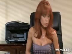 hottie seduces stud to fuck