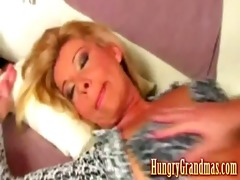 granny fucked by younger man