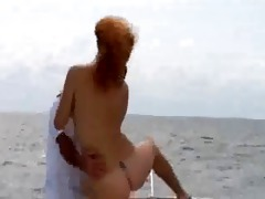 trashy bitch acquires her arse used by 6 dongs