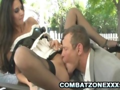 nikki daniels - old boy banging the charming maid