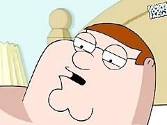 peter and lois griffin from family lad having sex