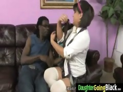 youthful daughter with worthwhile a-hole drilled