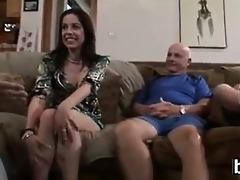smutty wife in a trio