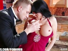 gold digger eva karera seduces a younger fellow