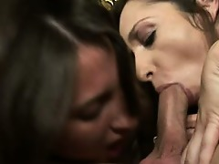 mother and daughter cocksucking contest 911