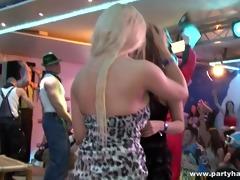 621 gals having a porn party