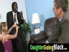 my daughter takes a real dark cock 3