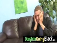 my daughter is drilled hard by my darksome ally 92